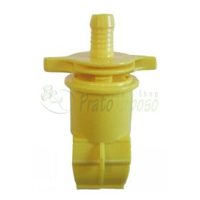 Socket bracket for quick Funny Pipe 25 mm