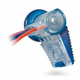 Connector, resin-coated, ultra-fast up to 600V