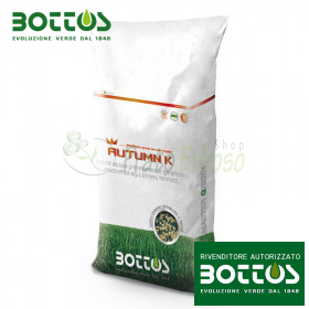 Autumn K 21-0-25 - Fertilizer for the lawn 25 Kg
