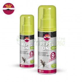 Repel One No Gas - Lozione insetto repellente a spruzzo