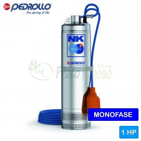 NKm 2/4-GE (10m) - submersible electric Pump single-phase with