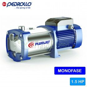 PLURIJETm 3/200 - Pump multigirante self-priming single-phase