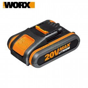 WORX WA3760 20 V 3-5 H Batterie Chargeur