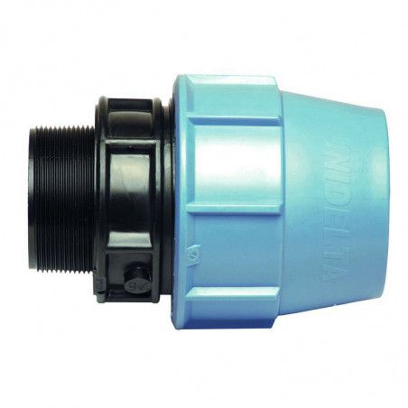 """S095032100 - compression Fitting 32 x 1"""""""