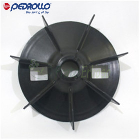 FAN-63 - Impeller for electric pump, shaft 12 mm