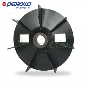 The FAN-90 - Impeller for electric pump, the shaft 24 mm