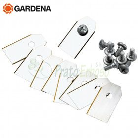 4087-20 - Set of 9 blades and screws for robot mower