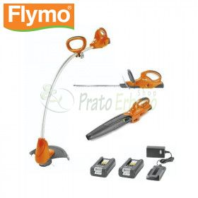 C-Li 20V3N1 - Set battery Flymo 3 in 1