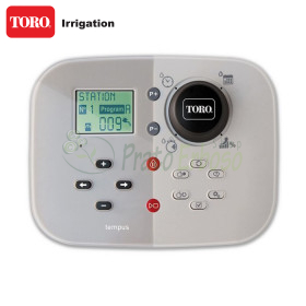 Tempus - 6-station control unit for indoor use