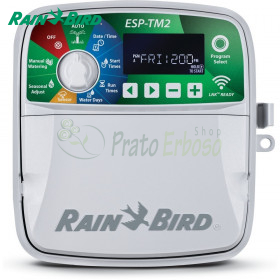 ESP-TM2 - Control unit with 8 stations for outdoor WiFi compatible