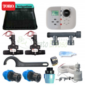 Toro 2-zone irrigation kit